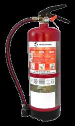 Extintor E-6AG Fuego F